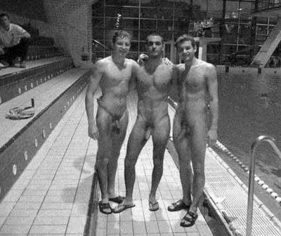 gay swimmming pool